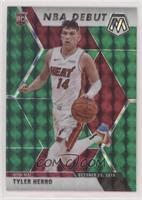 NBA Debut - Tyler Herro