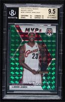 MVPs - LeBron James [BGS9.5GEMMINT]