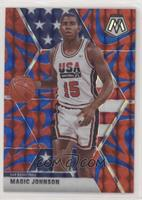 USA Basketball - Magic Johnson [EX to NM]