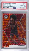 Rookies - Coby White [PSA10GEMMT]