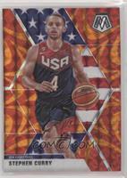 USA Basketball - Stephen Curry [NoneEXtoNM]