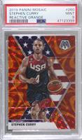 USA Basketball - Stephen Curry [PSA9MINT]