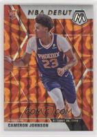 NBA Debut - Cameron Johnson