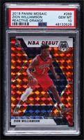 NBA Debut - Zion Williamson [PSA 10 GEM MT]