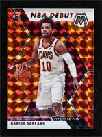 NBA Debut - Darius Garland