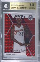 MVPs - LeBron James [BGS 9.5 GEM MINT]