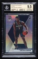 Rookies - Zion Williamson [BGS 9.5 GEM MINT]
