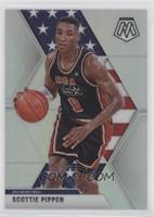 USA Basketball - Scottie Pippen [NoneEXtoNM]
