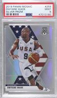 USA Basketball - Dwyane Wade [PSA9MINT]