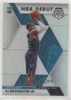 NBA Debut - PJ Washington Jr.