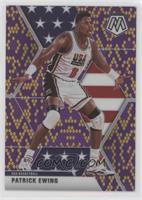 USA Basketball - Patrick Ewing #/20