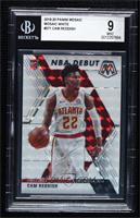 NBA Debut - Cam Reddish [BGS9MINT] #/25