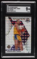 Hall of Fame - Kareem Abdul-Jabbar [SGC9MINT] #/25