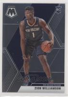 Rookies - Zion Williamson (Blue Jersey)