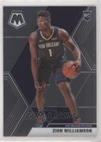 Rookies - Zion Williamson (Blue Jersey)