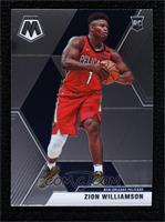 Rookie Image Variation - Zion Williamson (Red Jersey)