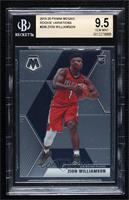 Rookie Image Variation - Zion Williamson (Red Jersey) [BGS 9.5 GEM&nb…