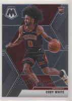 Rookies - Coby White (Black Jersey)