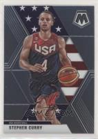 USA Basketball - Stephen Curry [EX to NM]