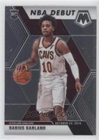 NBA Debut - Darius Garland