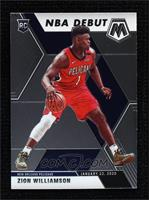 NBA Debut - Zion Williamson