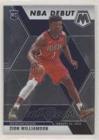 NBA Debut - Zion Williamson