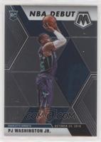 NBA Debut - PJ Washington Jr. [EXtoNM]