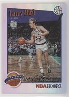 Hoops Tribute - Larry Bird #/25
