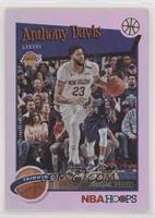 Hoops Tribute - Anthony Davis #/25