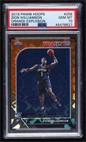 Zion Williamson [PSA 10 GEM MT] #/25