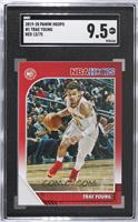 Trae Young [SGC9.5Mint+] #/75
