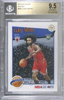 Hoops Tribute - Coby White [BGS 9.5 GEM MINT]