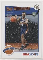 Hoops Tribute - Zion Williamson [EXtoNM]