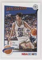 Hoops Tribute - John Stockton