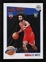 Hoops Tribute - Coby White [NearMint‑Mint+]