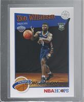 Hoops Tribute - Zion Williamson [Mint]