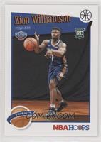 Hoops Tribute - Zion Williamson