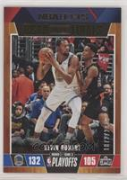 First Round - Kevin Durant #/2,019