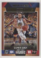 Second Round - Stephen Curry #/999