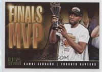 Finals MVP - Kawhi Leonard