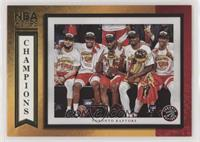 Champions - Toronto Raptors