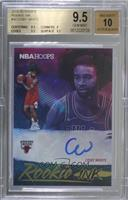 Coby White [BGS9.5GEMMINT]