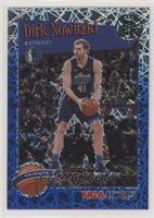 Hoops Tribute - Dirk Nowitzki #/99