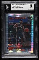 Hoops Tribute - Zion Williamson [BGS9MINT]