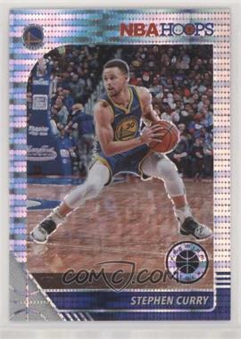 2019-20 Panini NBA Hoops Premium Stock - [Base] - Box Set Pulsar Prizm #59 - Stephen Curry
