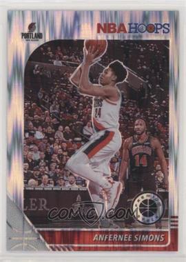 2019-20 Panini NBA Hoops Premium Stock - [Base] - Flash Prizm #268 - Anfernee Simons