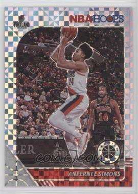 2019-20 Panini NBA Hoops Premium Stock - [Base] - Premium Box Set Prizm #268 - Anfernee Simons /149
