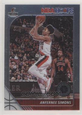 2019-20 Panini NBA Hoops Premium Stock - [Base] #268 - Anfernee Simons