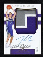 Rookie Patch Autographs - Kyle Guy #8/10