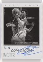 Donovan Mitchell #/99